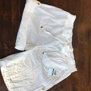 Michael Kors swimsuit coverup shorts